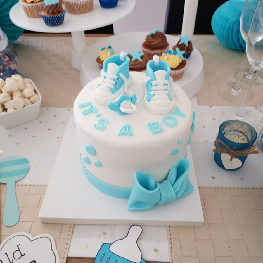 Art Cake by Aline - Babyshower & Geburt