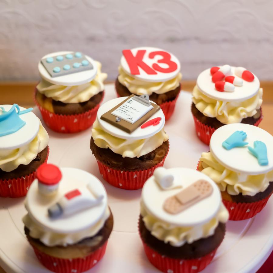 Art Cake by Aline - Cupcakes