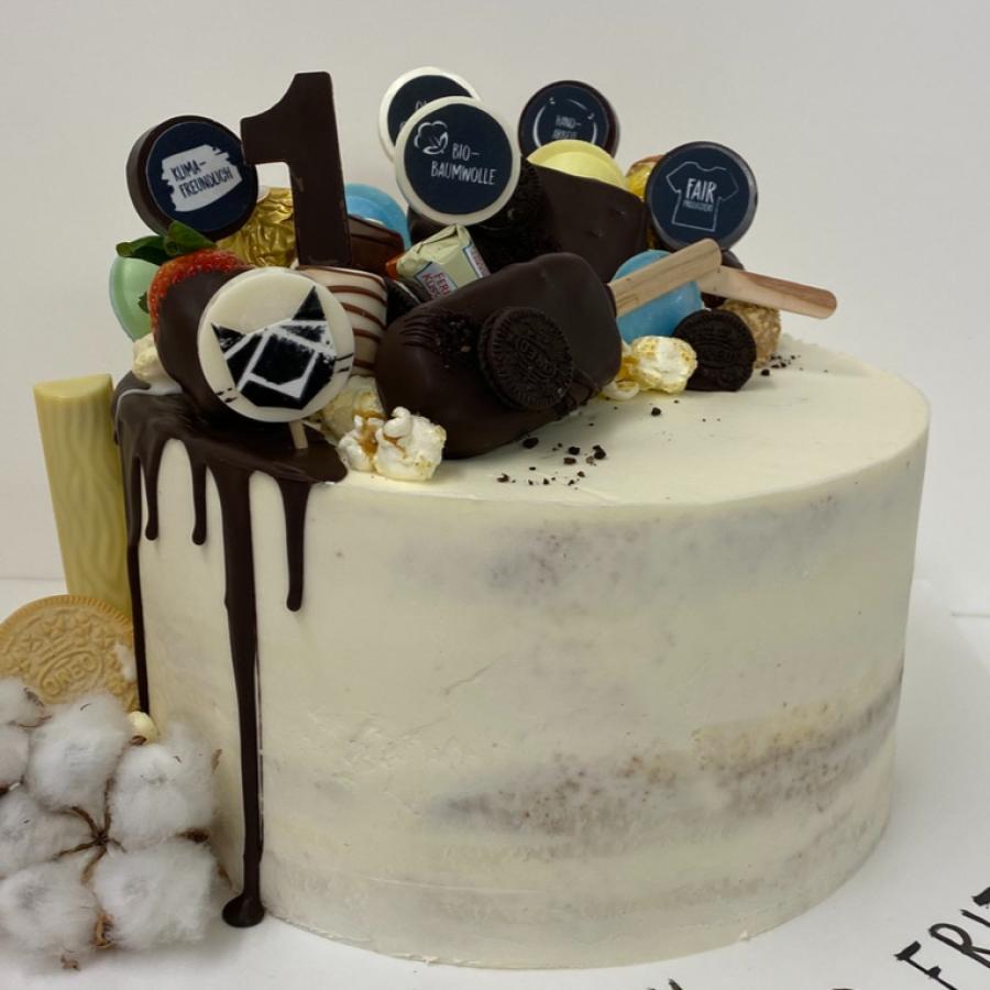Art Cake by Aline - Drip Cakes
