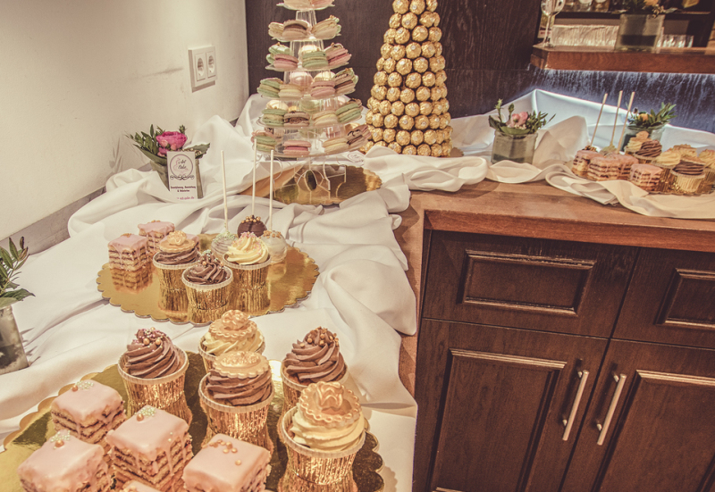 Art Cake by Aline - Leistungen