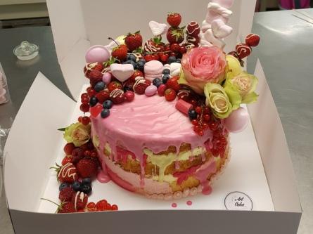 Art Cake by Aline