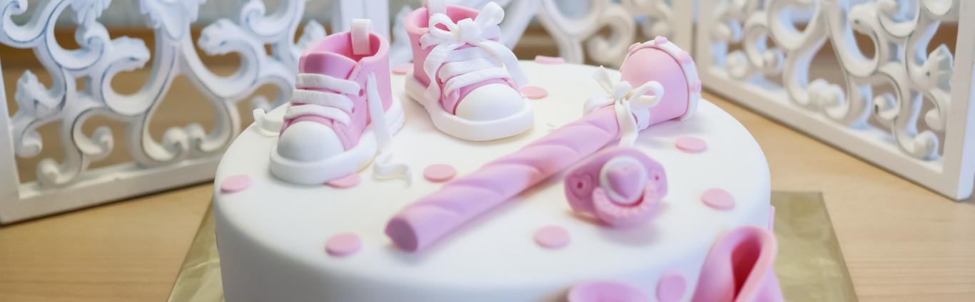 Art Cake by Aline - Babyshower & Geburt