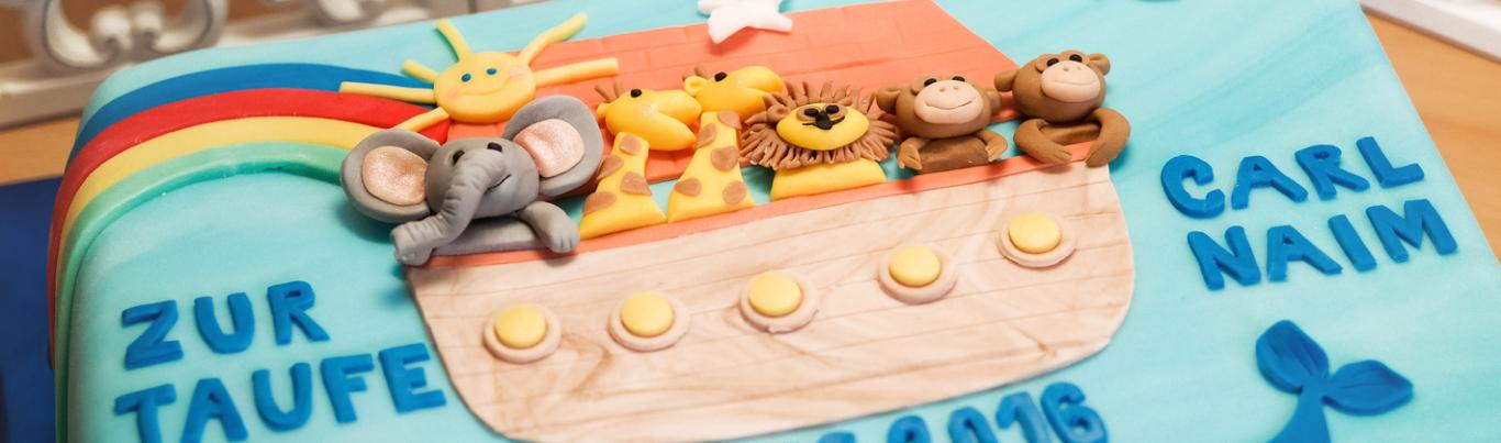 Art Cake by Aline - Taufe, Kommunion, Firmung