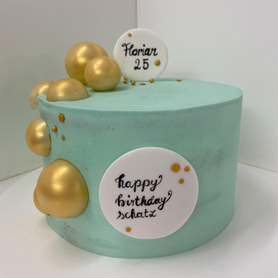 Art Cake by Aline - Geburtstagstorten