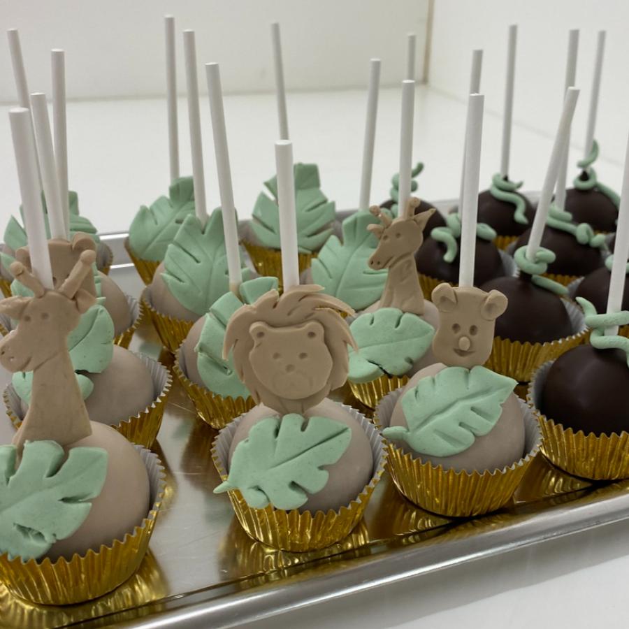 Art Cake by Aline - Cakepops